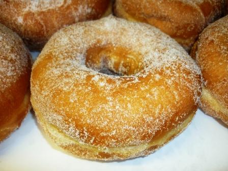 Plain Sugar Ring