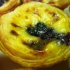 Blueberry Pastel de Nata