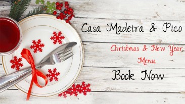 Christmas and New Year Menus