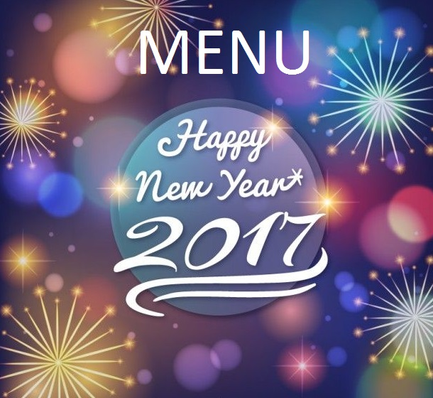 New Year Menus