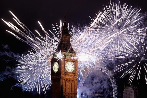 New Year's Eve Menus