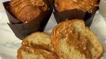 Banoffee Muffin